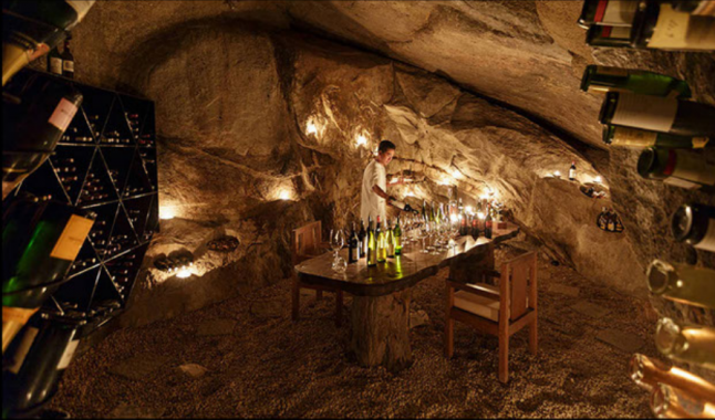 The Wine Cave - The Baymen